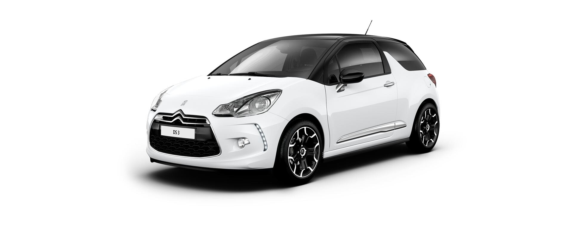 DS 3 - Blanco Blanquise techo negro
