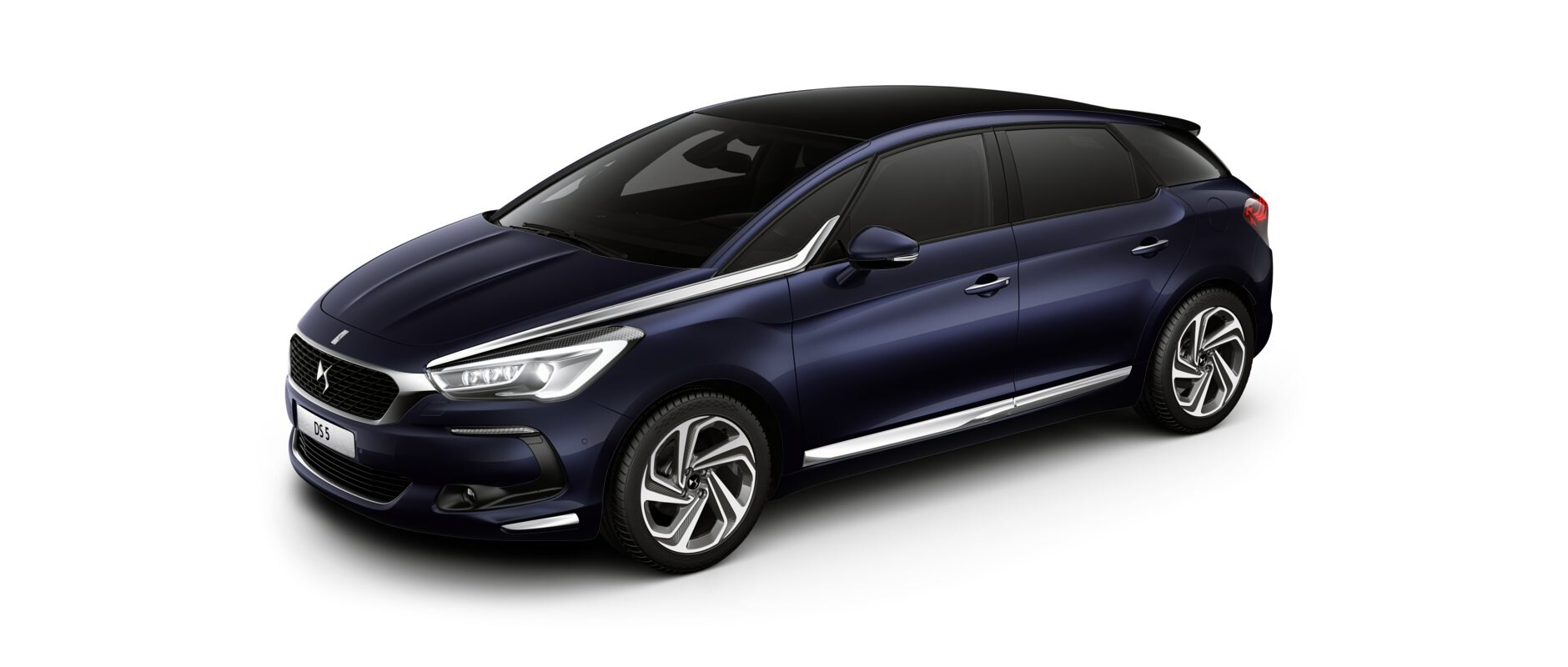 New DS 5 - finitions - Sport Chic