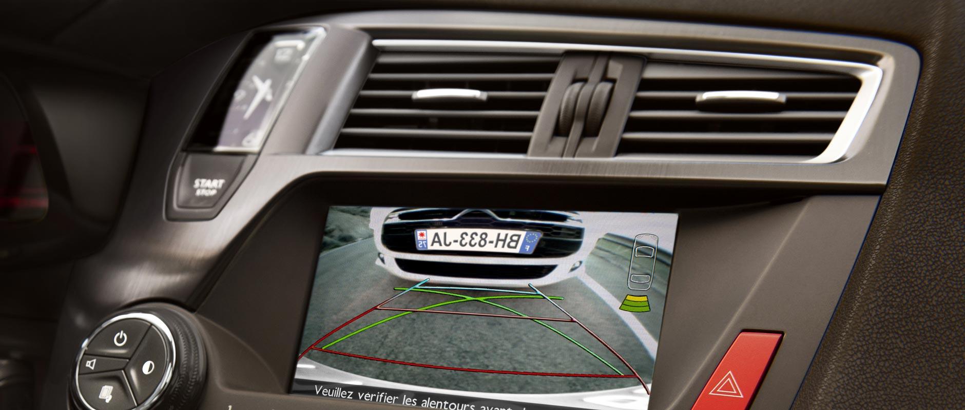 New DS 5 - détails - Comfort Technology