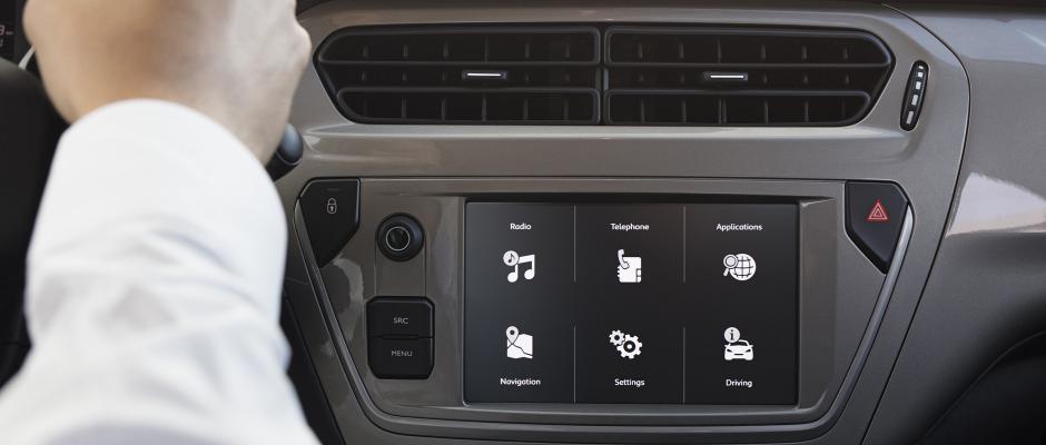 Radio Smart Touch