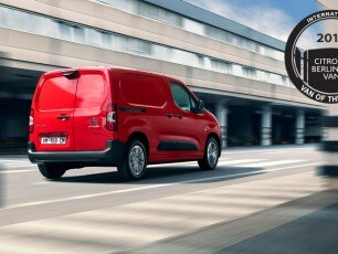 New Citroën Berlingo Van