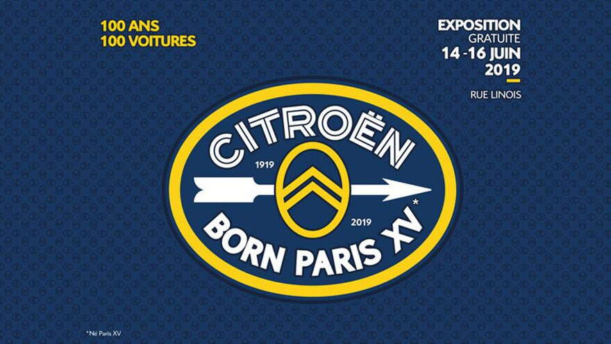 Citroën Born Paris